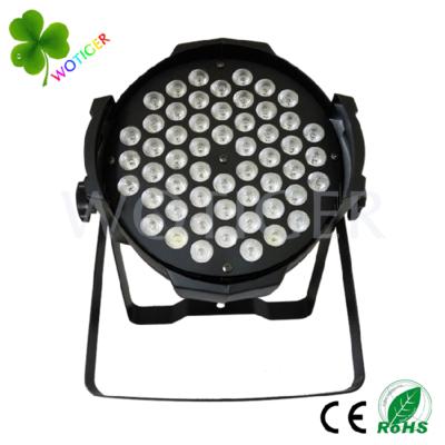 54颗3W LED全彩铸铝帕灯